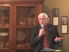"""Yankee Autumn in Acadiana"" - Dr. David C. Edmunds, Guest Speaker"
