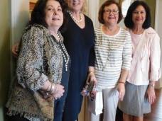Claire Bohn, Leslie Hays Gladney, Ramona Mouton and Pauline Gerami.jpg